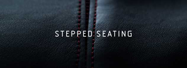 Stepped Seating