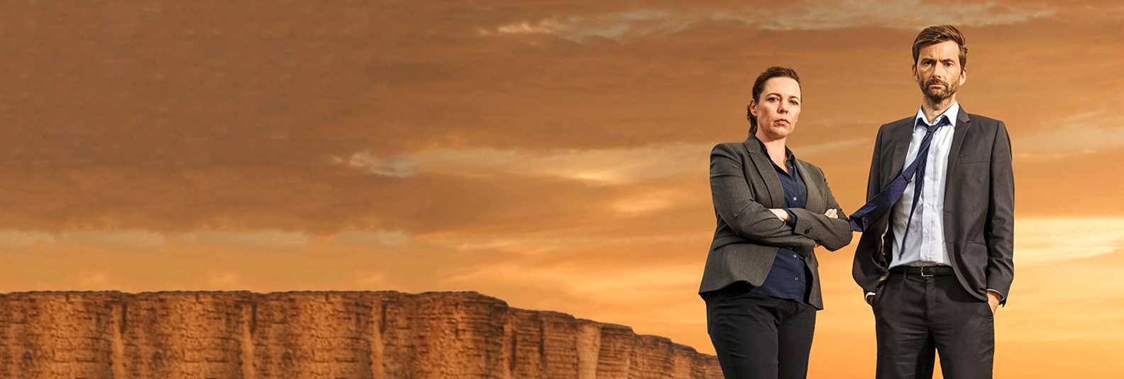 Why would you watch the last ever Broadchurch episode alone?