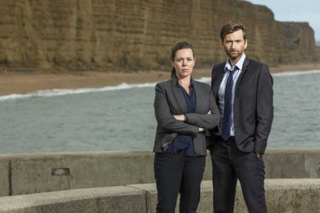 It's the finale everyone will be talking about it. So why would you watch the last ever Broadchurch episode alone?
