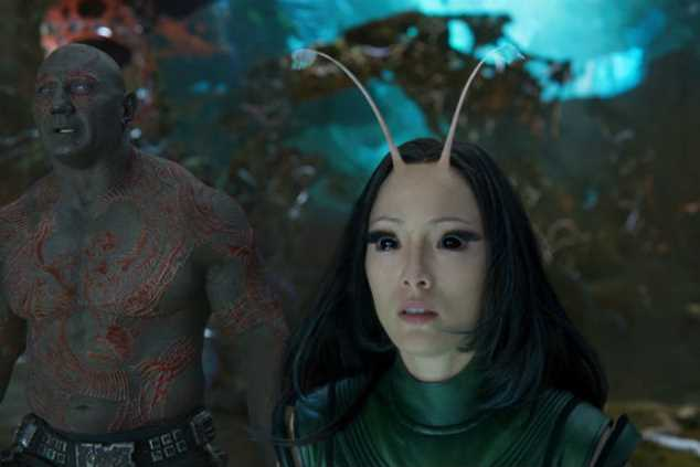 Nine reasons to see Guardians of the Galaxy Vol. 2