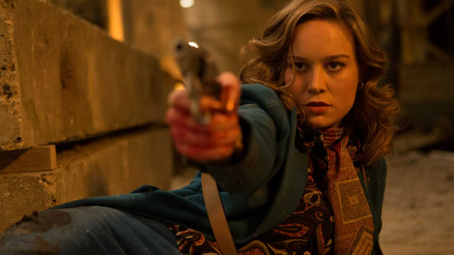 2017 looks set to be the year Brie Larson takes on the multiplexes.
