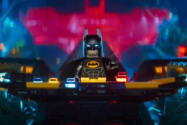 Go behind-the-scenes of The LEGO Batman Movie