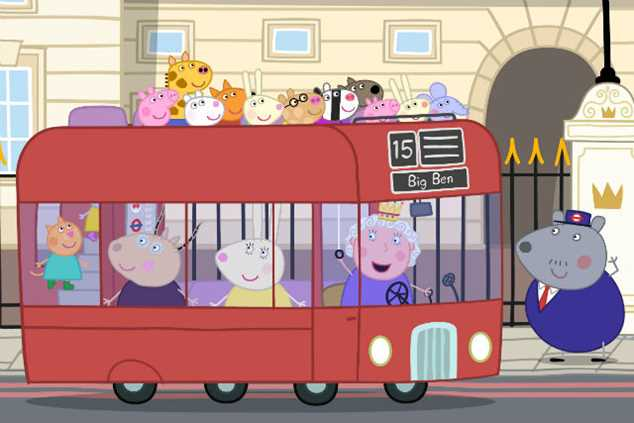 Bring your little one to see Peppa Pig and friends in this fun, interactive cinema experience