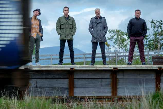 We find out if old habits really do die hard in T2: Trainspotting.