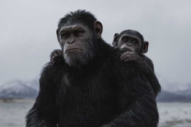 War for the Planet of the Apes – a brilliantly bold conclusion to a thoughtful trilogy