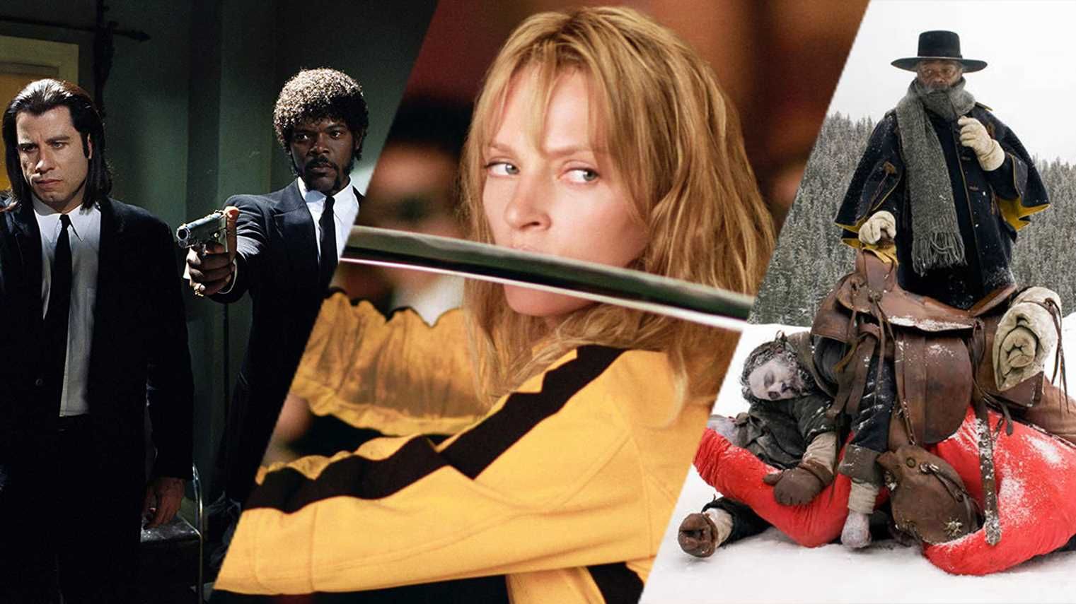 These Quentin Tarantino Classics Are Coming To The Big Screen