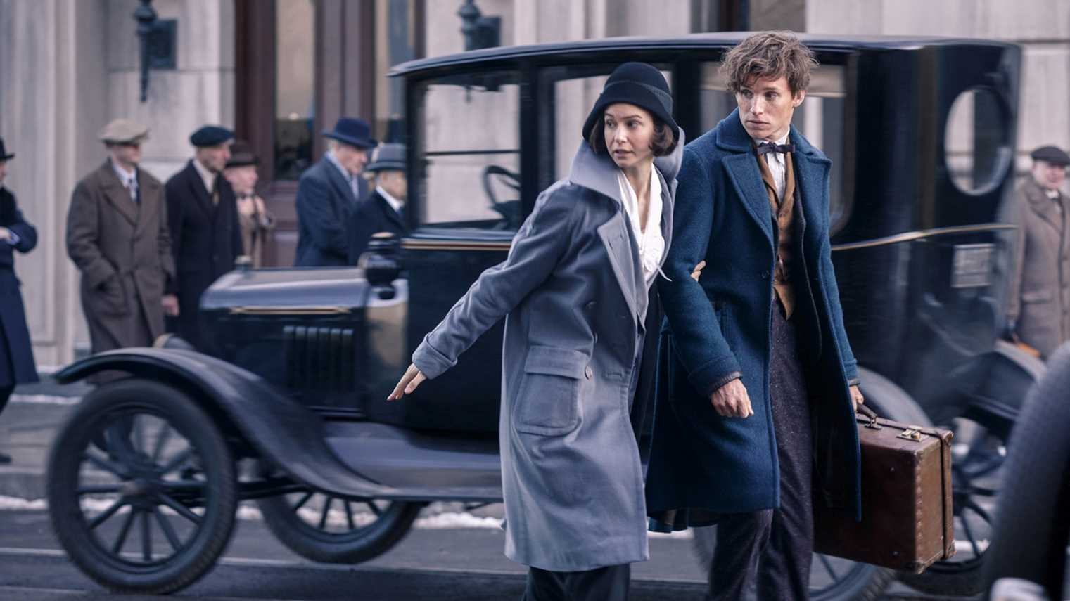 Will Fantastic Beasts retain the magic of Harry Potter?