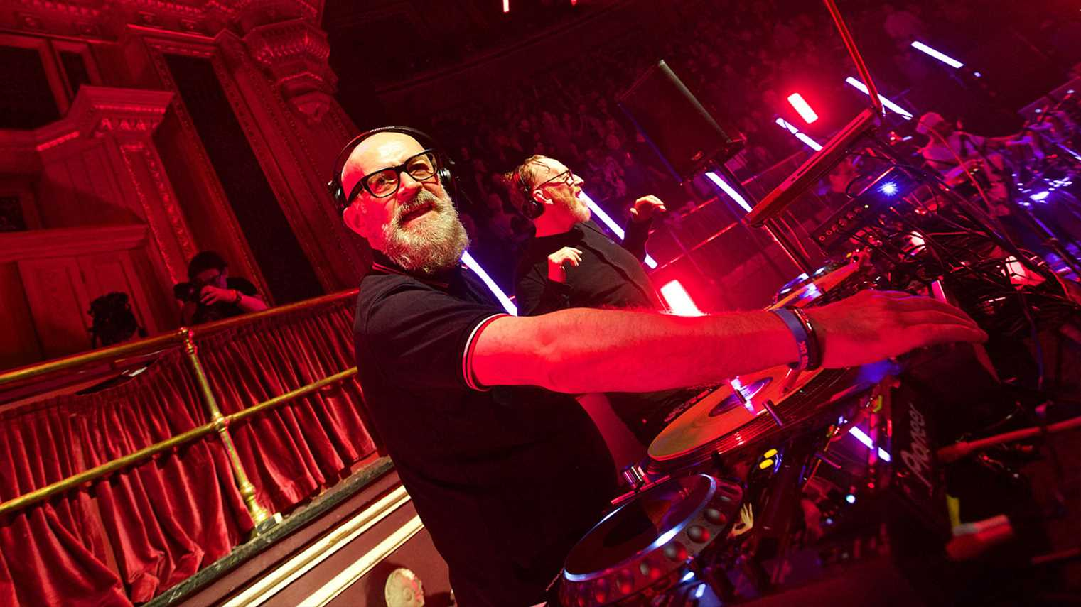 Get ready to rave: Hacienda Classical is coming to the big screen.
