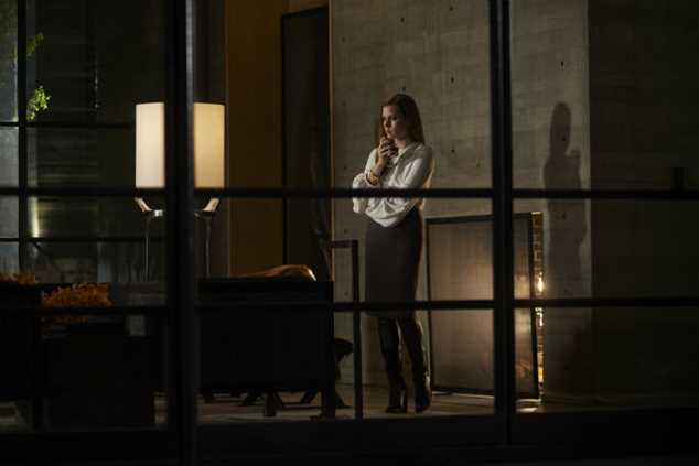 Revenge is a dish best served as a threatening, violent paperback in designer-turned-director Tom Ford's dazzling second film.