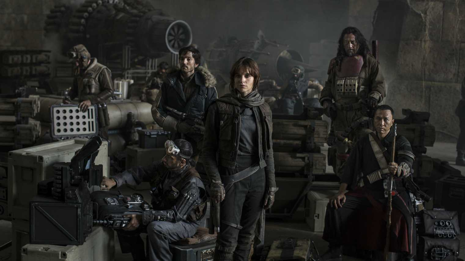What Rogue One means for the future of Star Wars