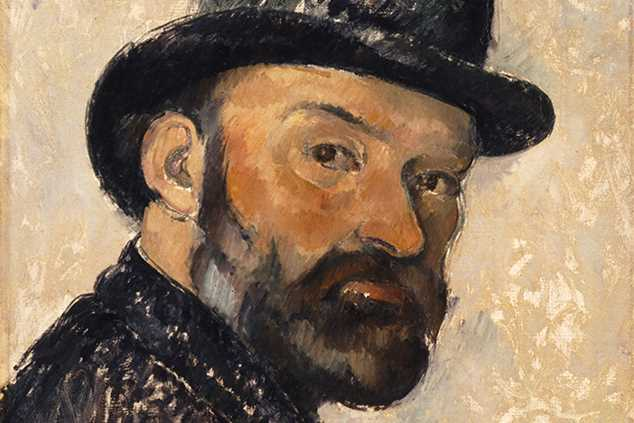 Exhibition on screen: Cezanne