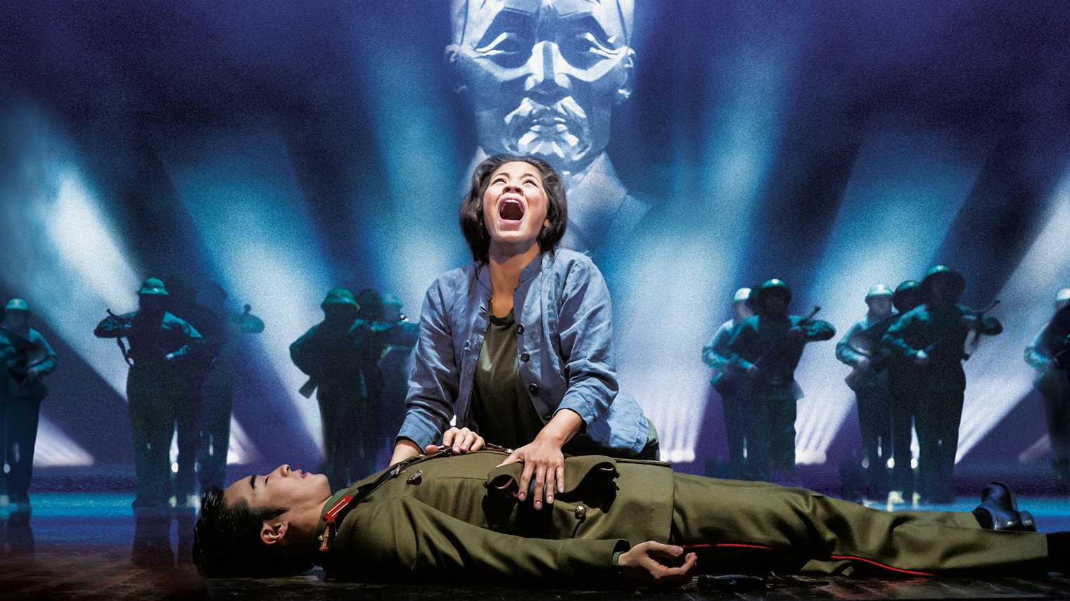 Everything you need to know before seeing Miss Saigon on the big screen