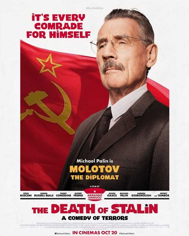 Meet the ridiculous characters of The Death of Stalin