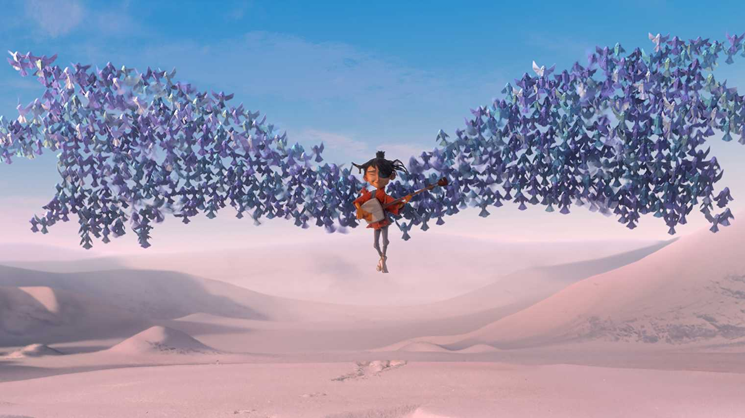 Kubo and the Two strings is a spectacular action-adventure with a powerful message about the magic of storytelling and memory.