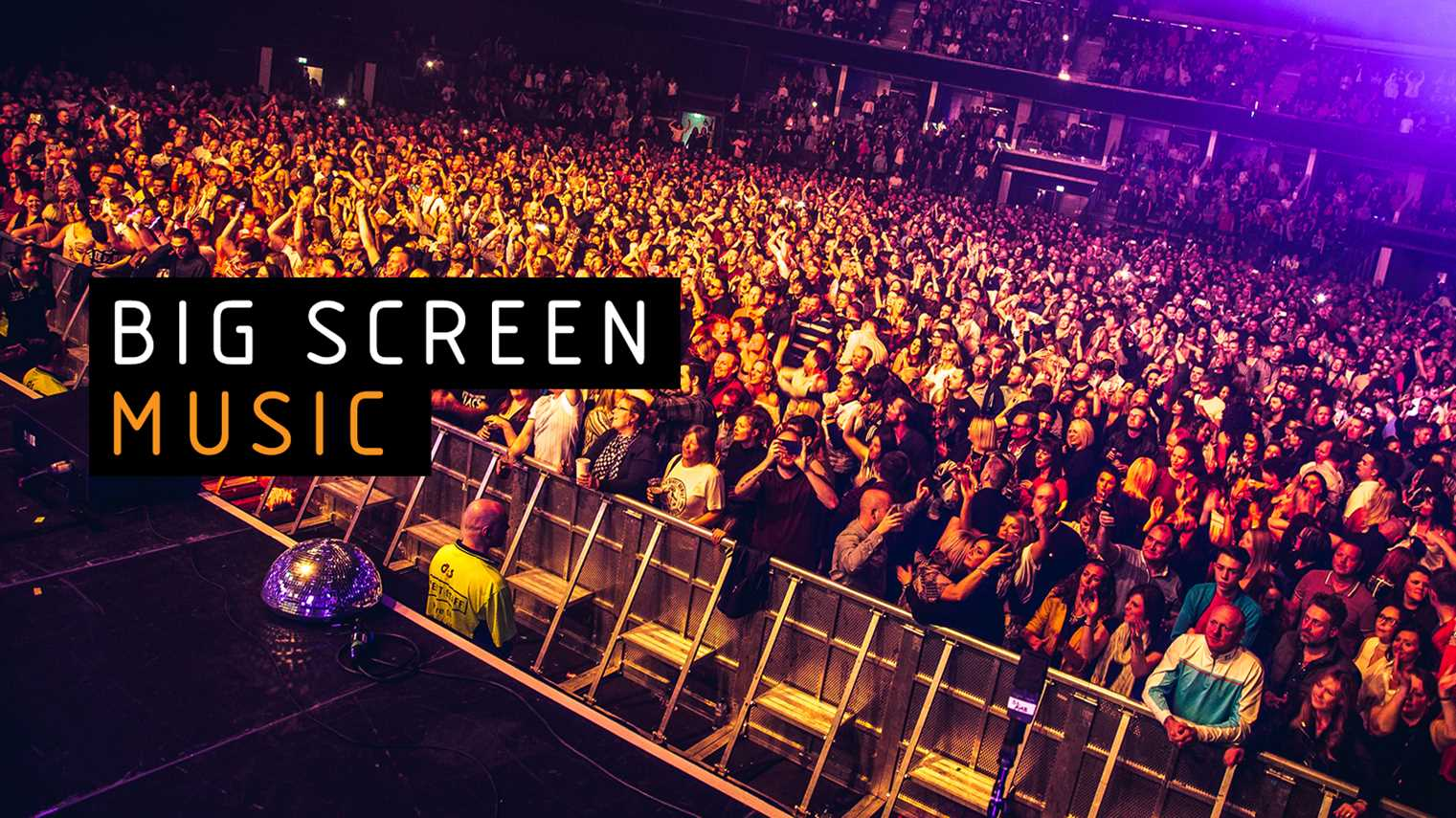Big Screen Music