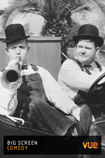 Laurel & Hardy: Towed in a Hole & Way Out West