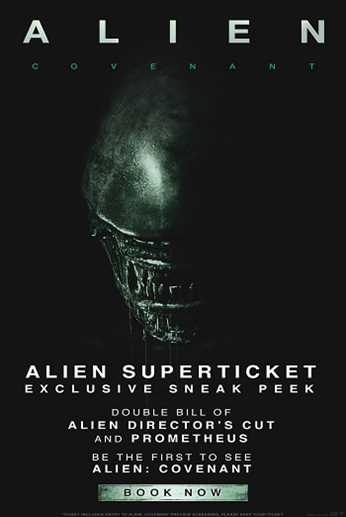 Alien: Super Ticket