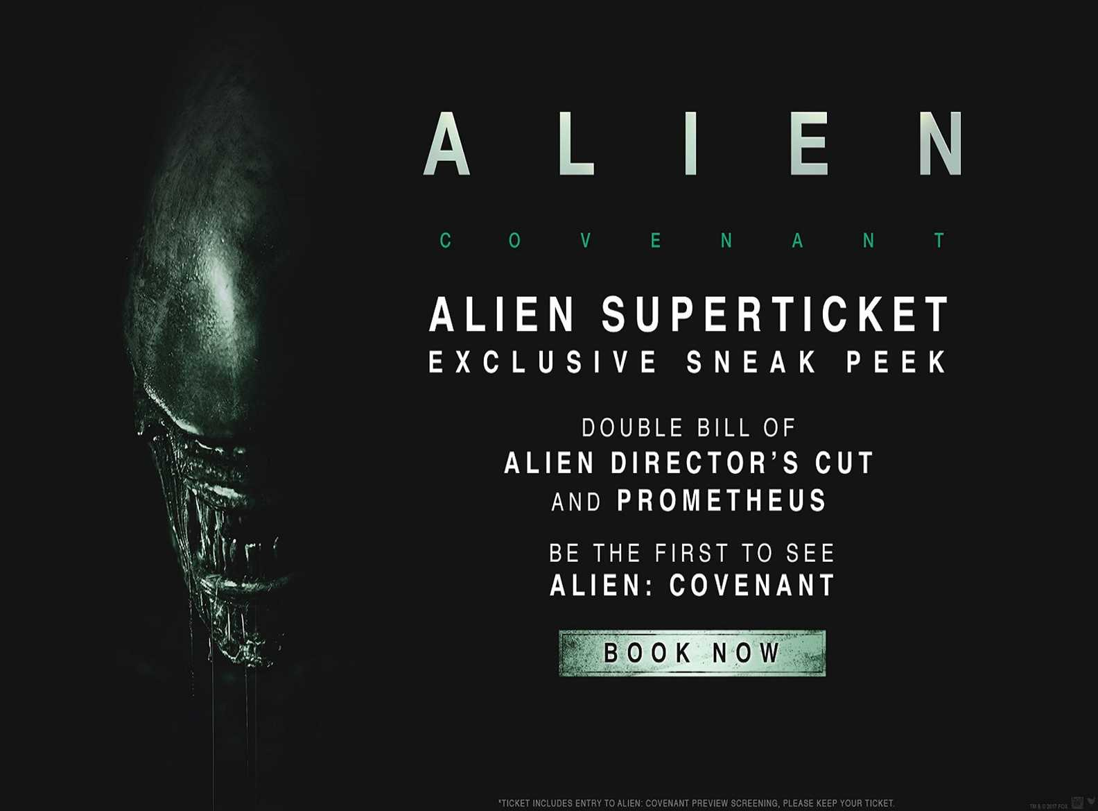 Alien Super Ticket
