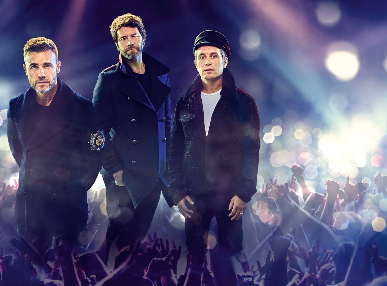 Take That Wonderland Live From The O2