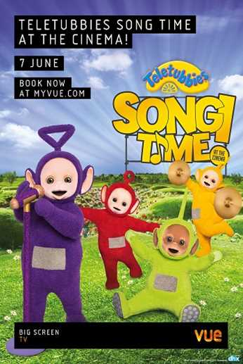 Teletubbies Songtime at the Cinema!