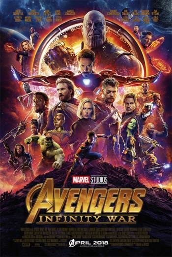 Avengers: Infinity War / Endgame Double Bill