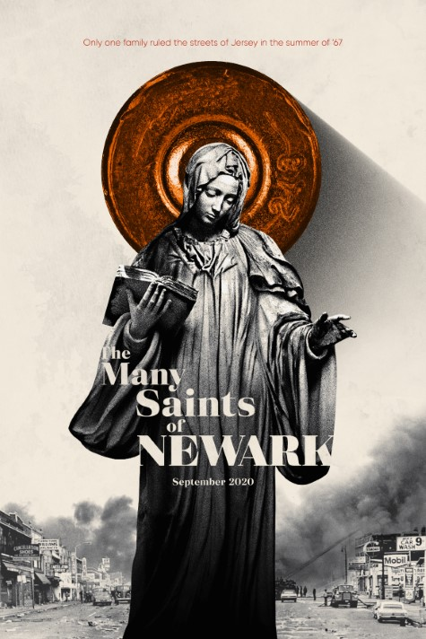 Film poster for: The Many Saints of Newark