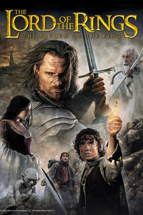 Film poster for: The Lord of the Rings: The Return of the King IMAX