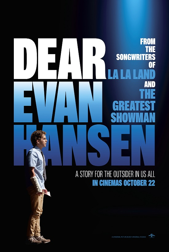 Film poster for: Dear Evan Hansen