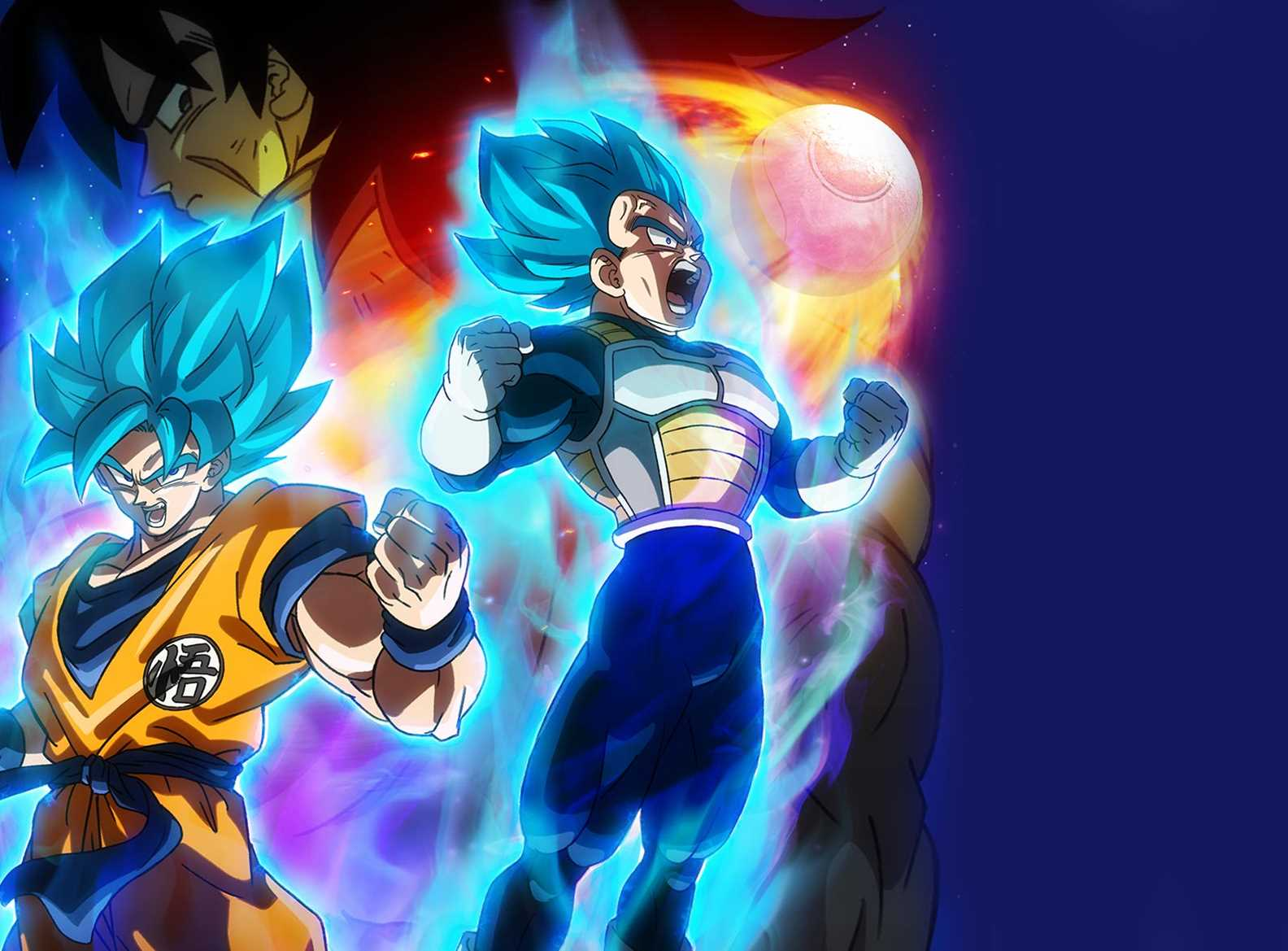 Watch Dragon Ball Super: Broly At Vue Cinema
