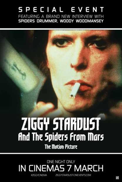 Ziggy Stardust And The Spiders From Mars (Re: 2017)
