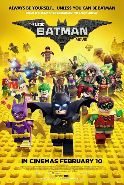 Lego Batman | Book Tickets | 3D, IMAX, IMAX 3D | Vue Cinemas