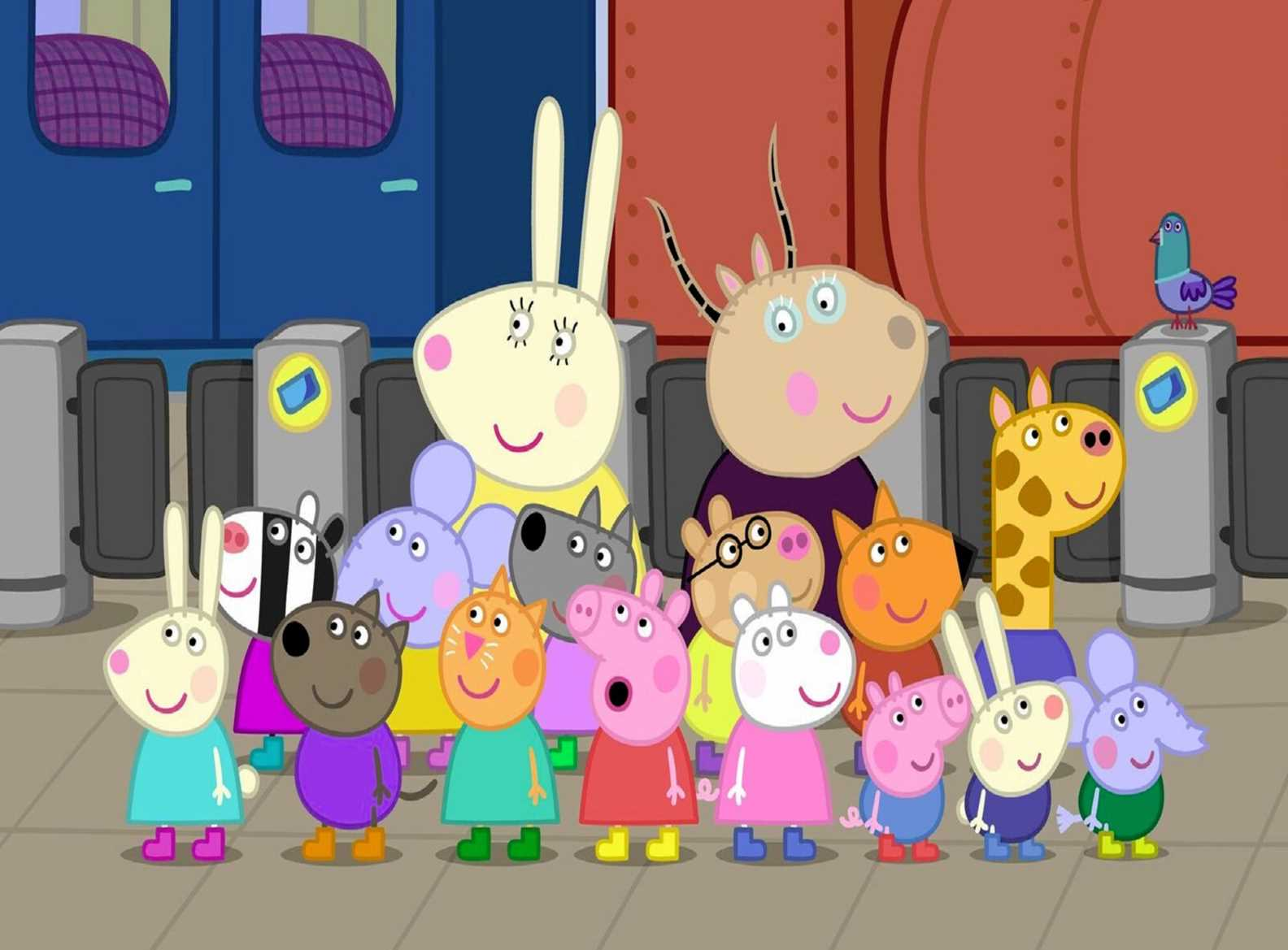Peppa Pig My First Cinema Experience Book Tickets At Vue Cinemas
