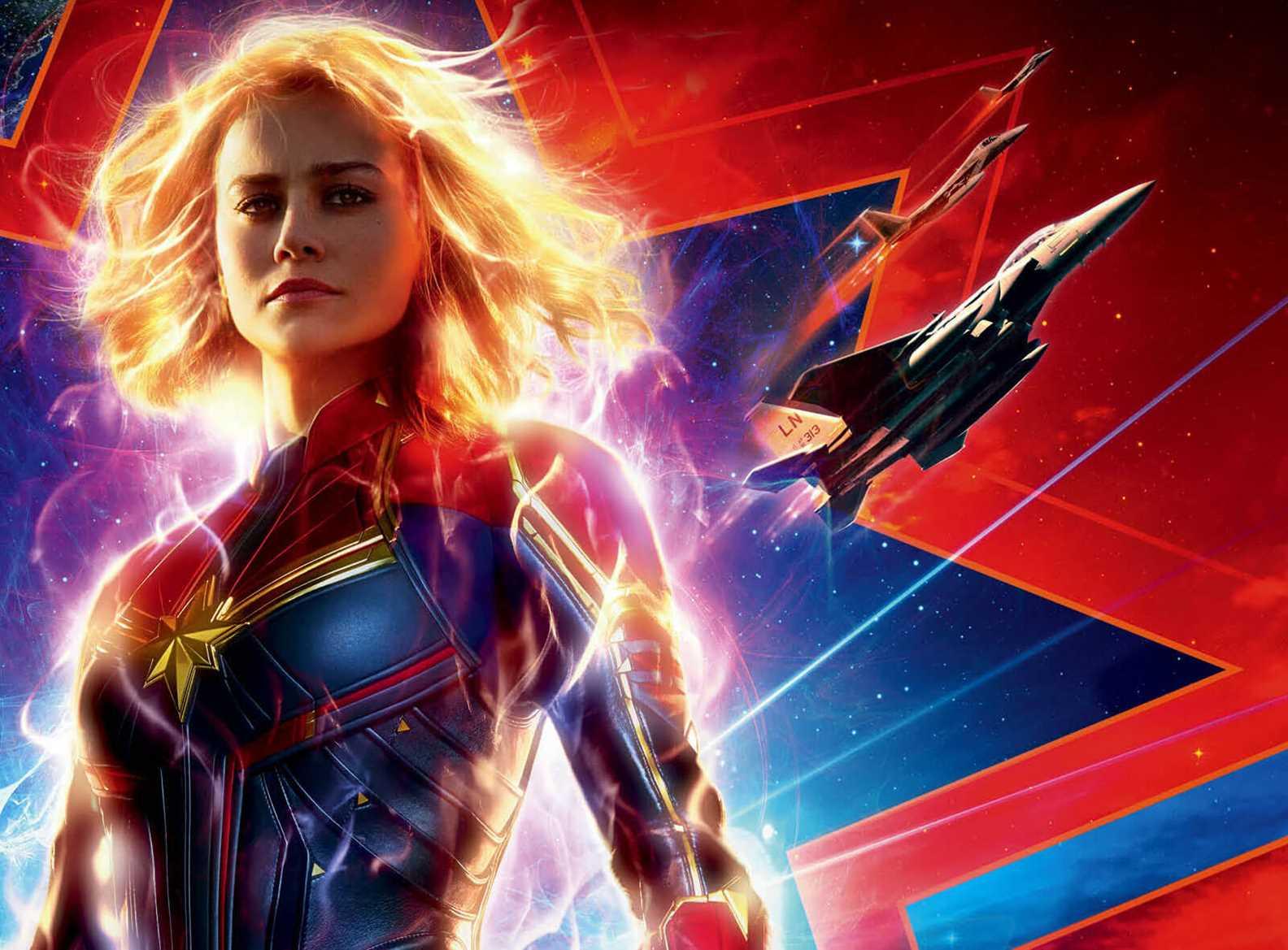 Watch Captain Marvel at Vue Cinema | Book Tickets Online