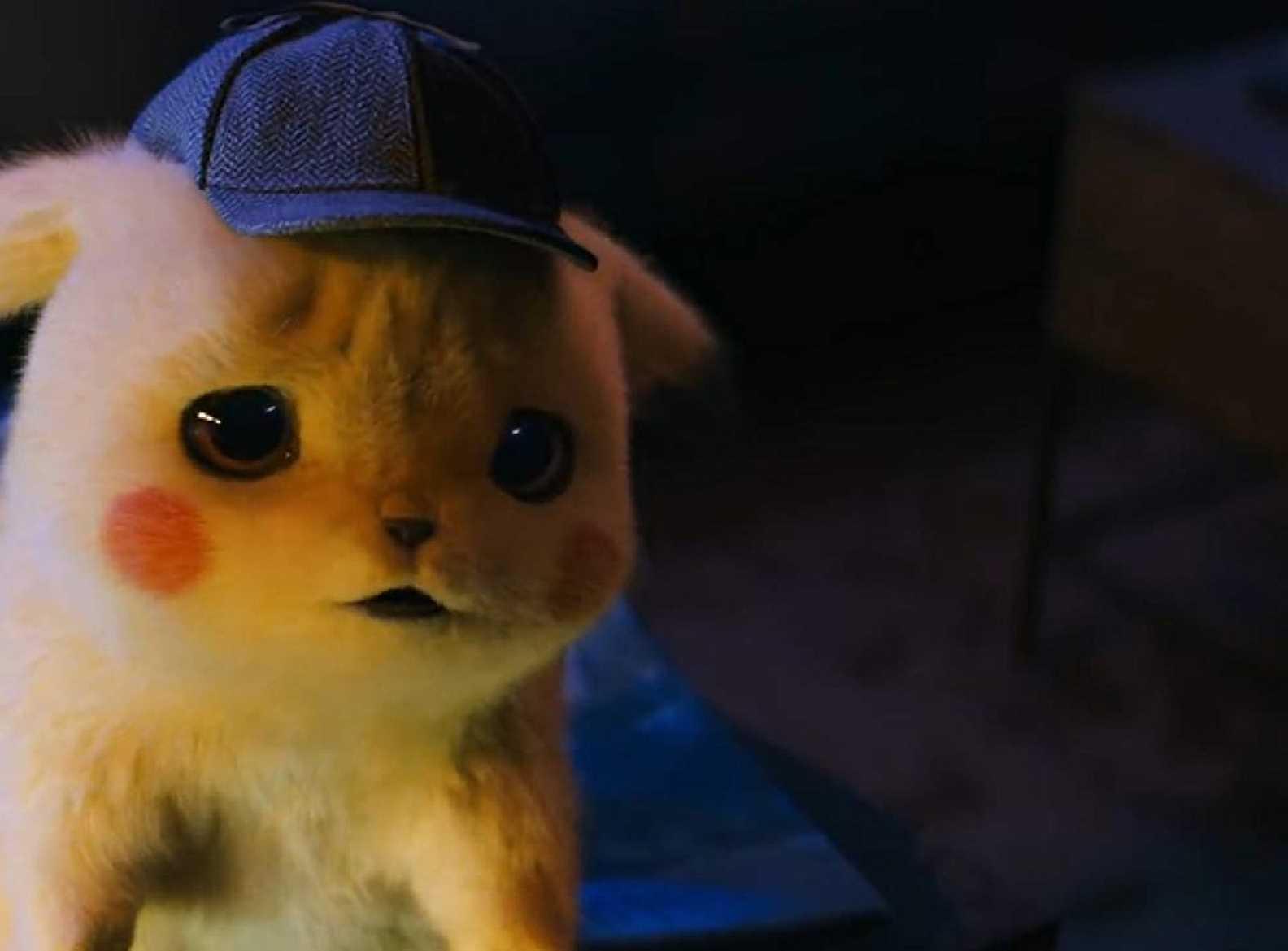 Watch Detective Pikachu At Vue Cinema Book Online