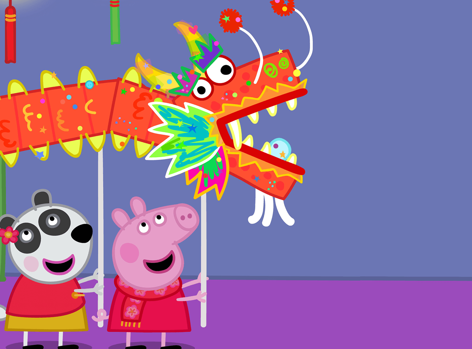 Watch Peppa Pig Celebrates Chinese New Year At Vue Cinema Book