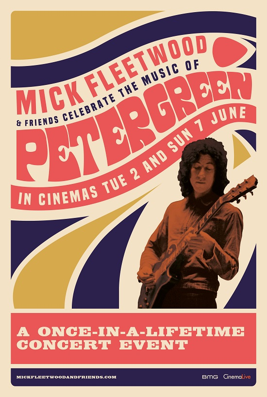 Film poster for: Mick Fleetwood & Friends