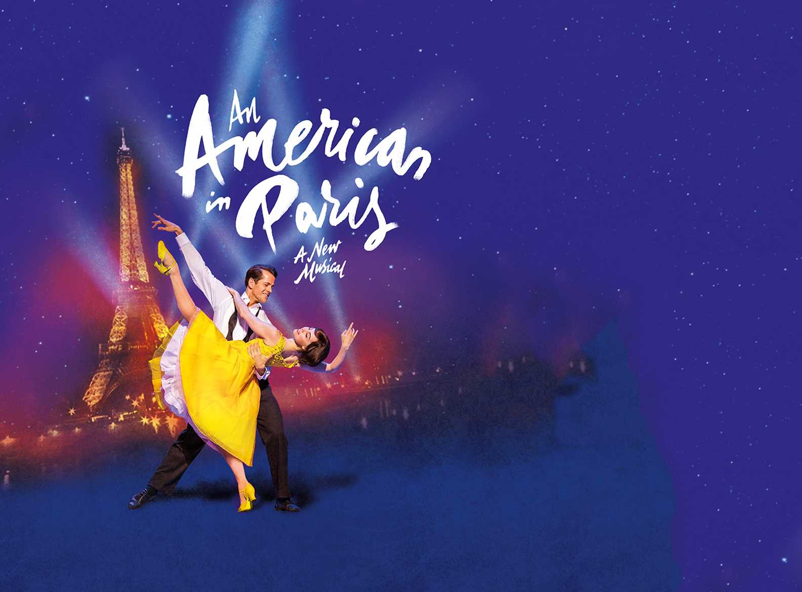 an american in paris the musical tickets vue cinemas. Black Bedroom Furniture Sets. Home Design Ideas