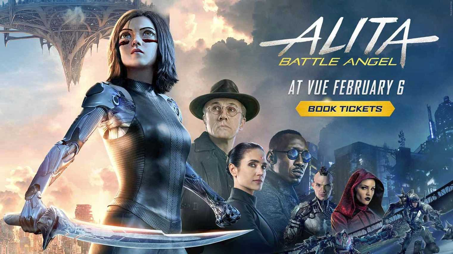 Whats On At Vue Book Film Tickets Online Cinemas What39s Your Favorite Childhood Videogame Games Turtle Rock Alita Battle Angel