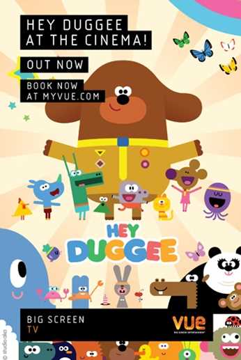 Hey Duggee at the Cinema!