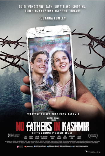 No Fathers In Kashmir poster