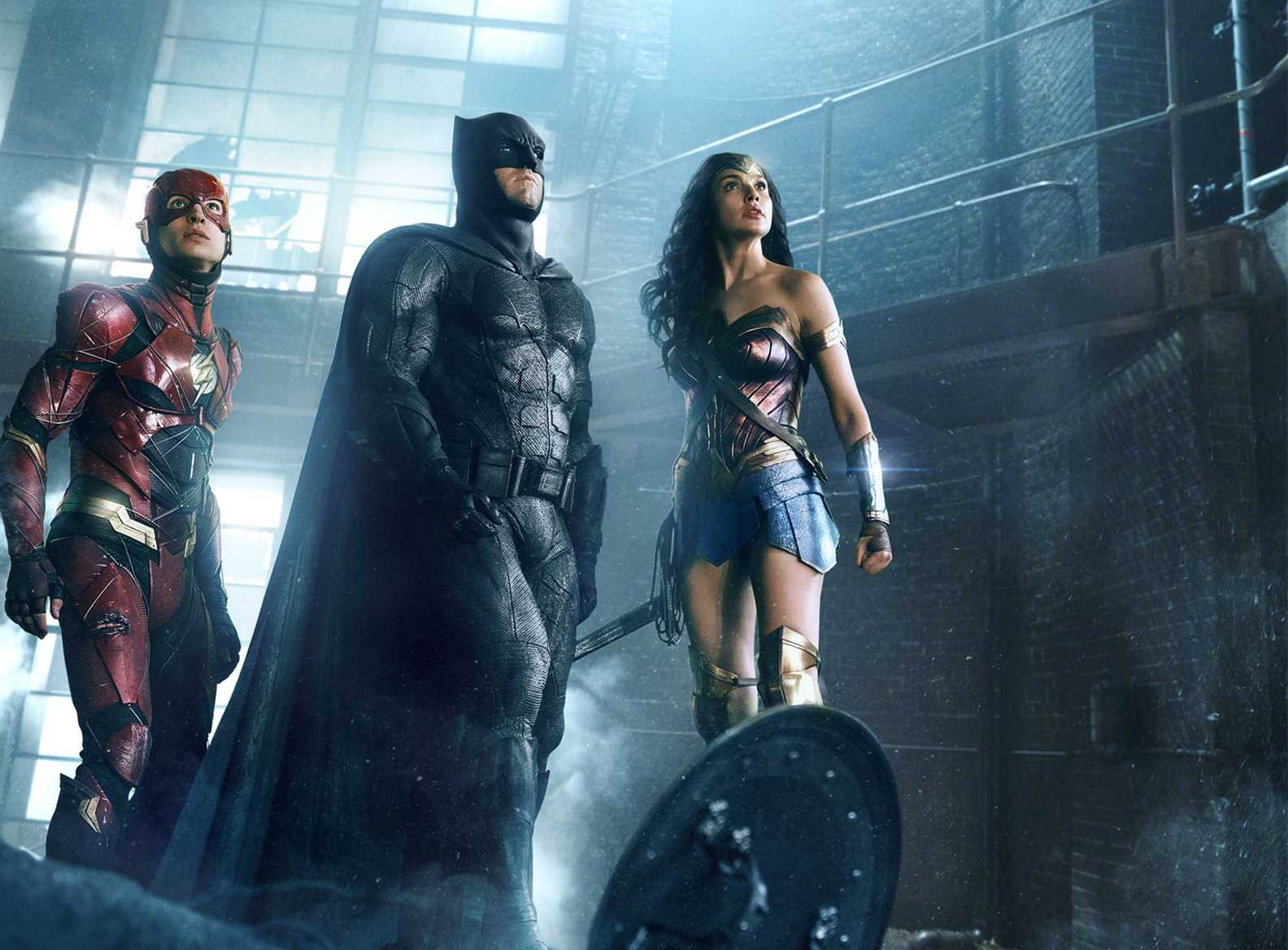 Justice League Film