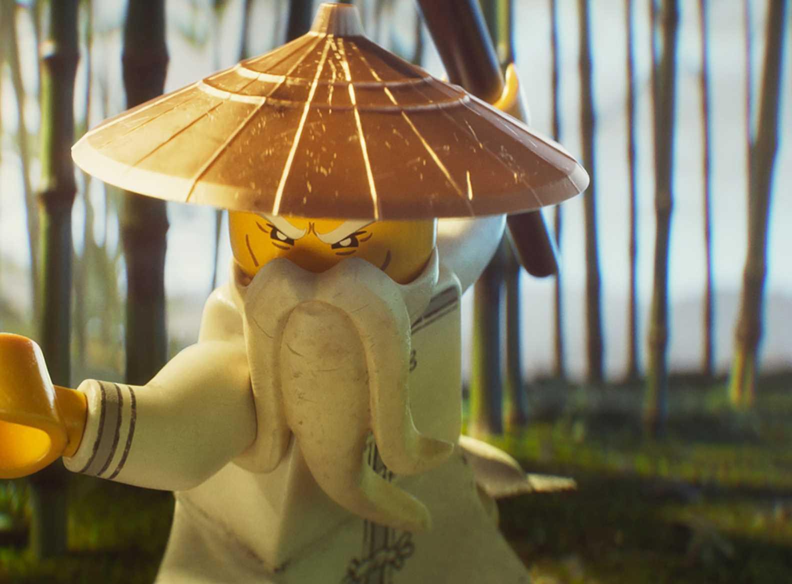 The Lego Ninjago Movie   Book 3D Tickets at Vue Cinemas