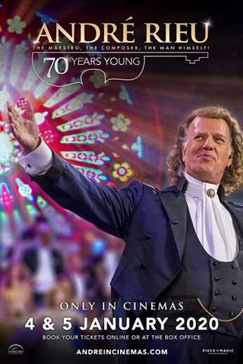 Andre Rieu: 70 Years Young (2020)