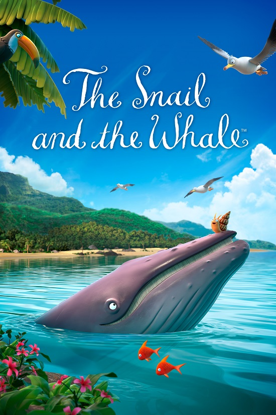 Film poster for: The Snail and the Whale & Zog and the Flying Doctors