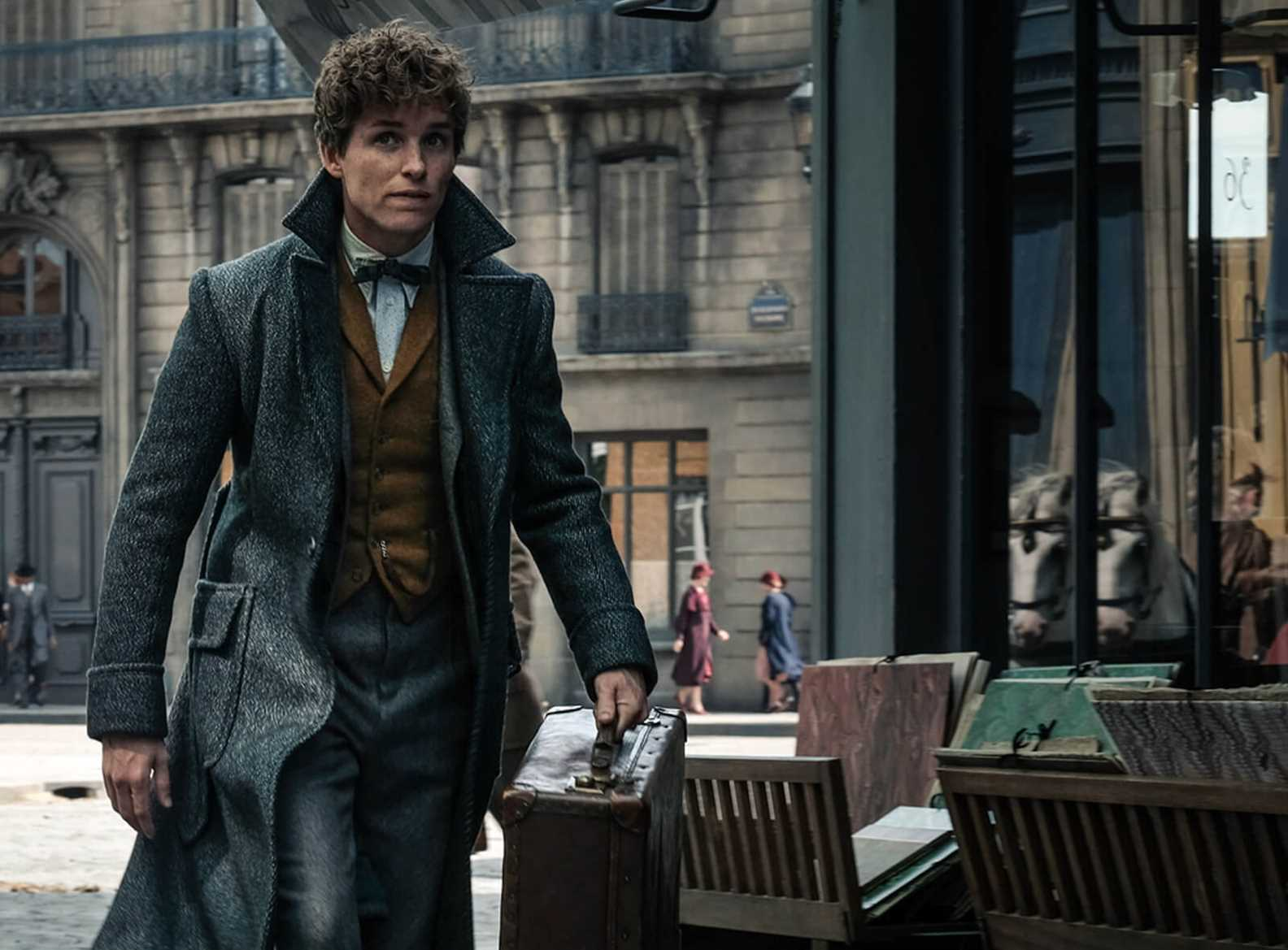 Fantastic Beasts-The Crimes of Grindelward