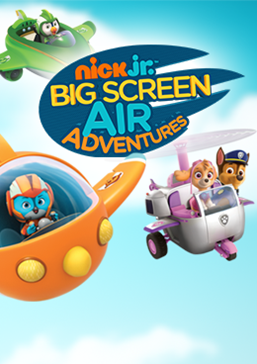 Nick Jr. Air Adventures