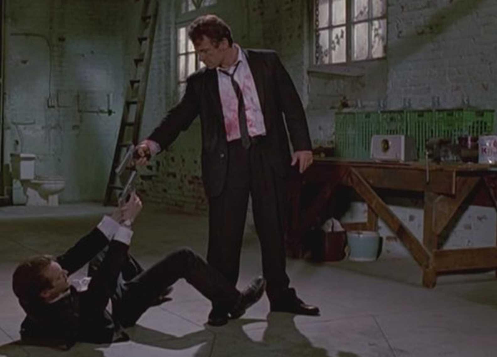 Watch Tarantino Season Reservoir Dogs At Vue Cinema Book Tickets Online
