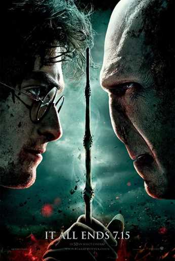 Harry Potter and the Deathly Hallows Part Two