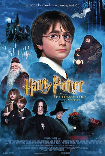 Film poster for: Harry Potter and the Philosopher's Stone - 20th Anniversary