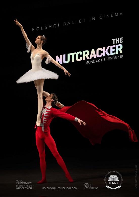 Film poster for: Bolshoi Ballet - The Nutcracker (2021)